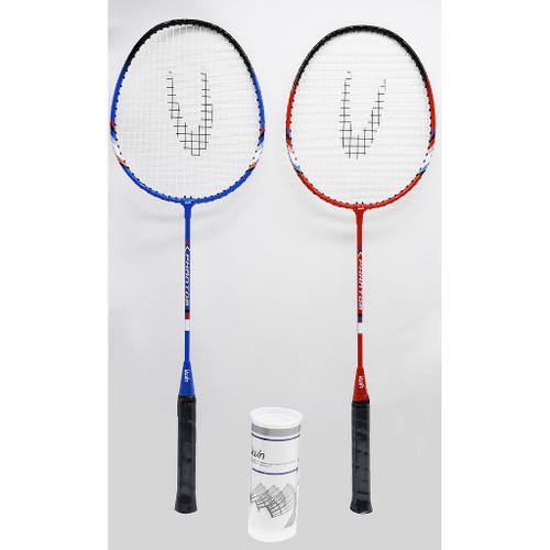 Uwin 2 Player Badminton Set