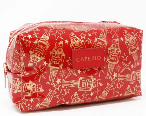 Capezio Holiday Makeup Bag
