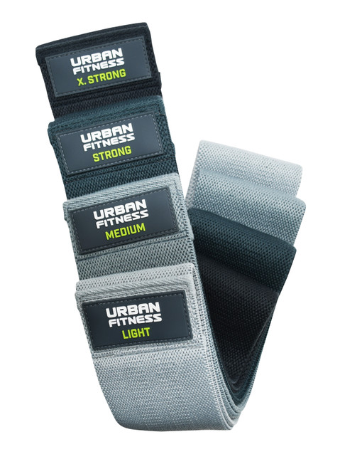 """Urban Fitness Fabric Resistance Band Loop 15"""""""