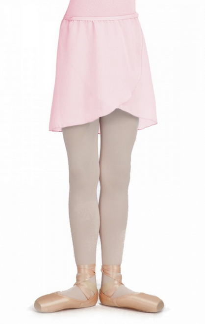 Capezio Child Chiffon Wrap Skirt - CAD800C