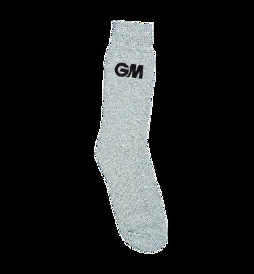 Cricket Sock - Premier Grey sz 1-6