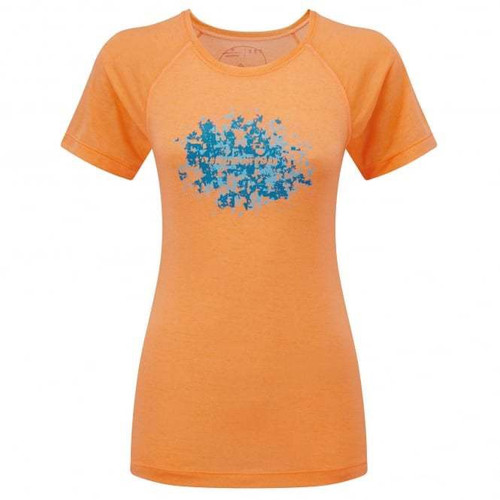 Ronhill WMN'S STRIDE MOSAIC S/S TEE