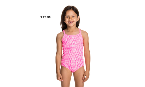 Funkita Toddler Girls tankini