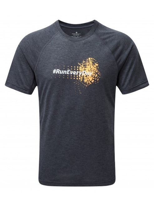 Ronhill Men's Stride Graphic Tee