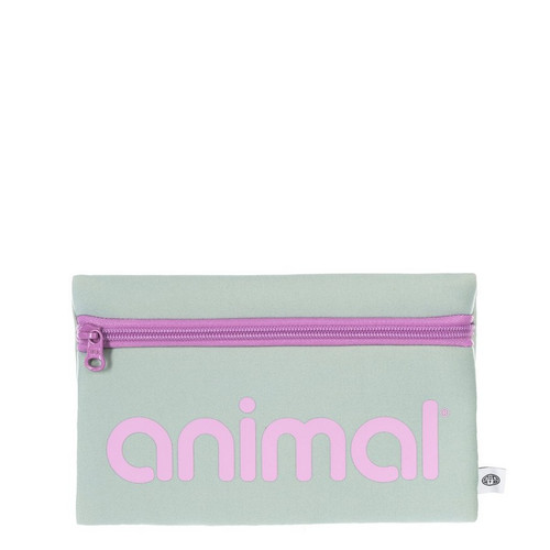 Animal Neoprene Pencil Case