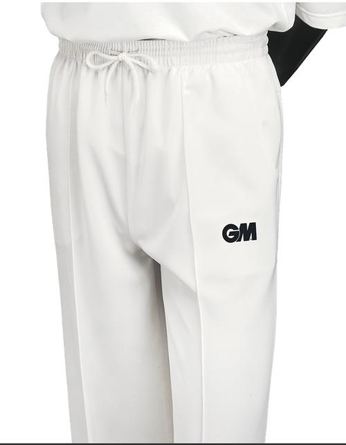 GM Boys Cricket Trouser Light Cream