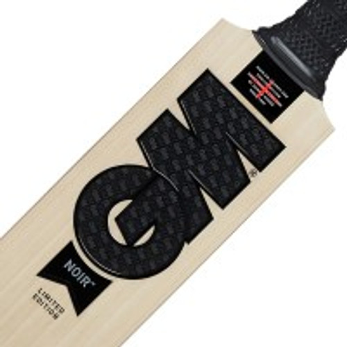 GM Noir English Willow Cricket Bat