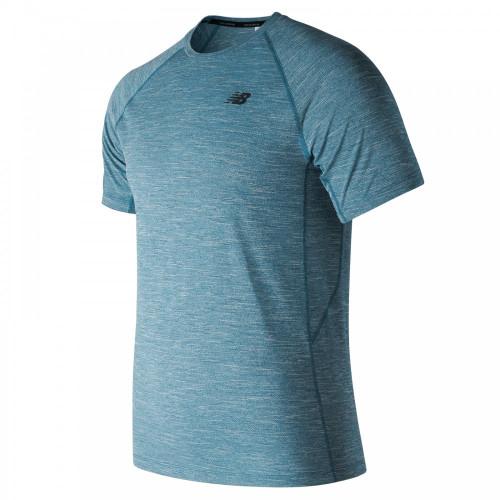 New Balance Tenacity Short Sleee T-Shirt Men