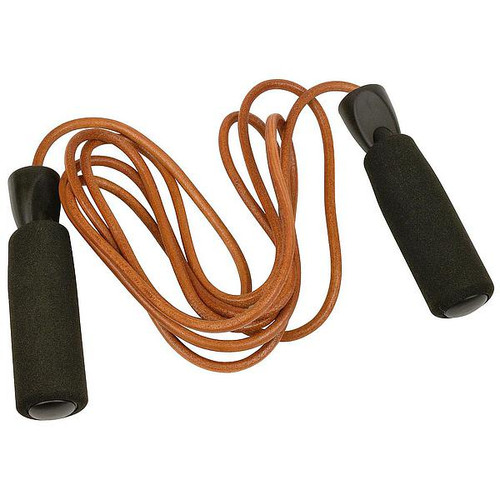 UFE 2.7m Leather Jump Rope