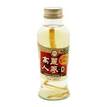 KOREAN GINSENG DRINK 120ML