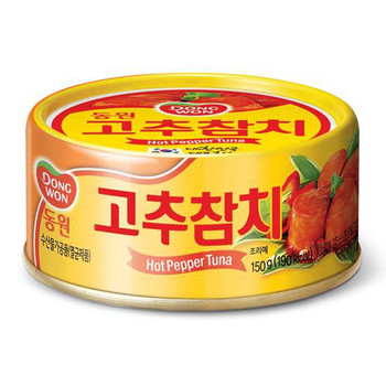 DONGWON CHILLI TUNA 150G