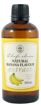 CHEF'S CHOICE BANANA EXTRACT 100ML