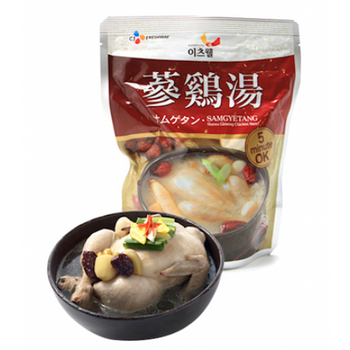 CJ CHICKEN SOUP SAMGYETAN 800G