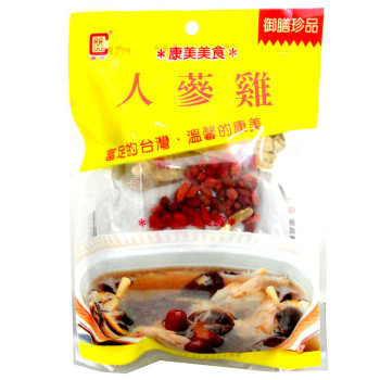 KL GINSENG CHICKEN MIX100G