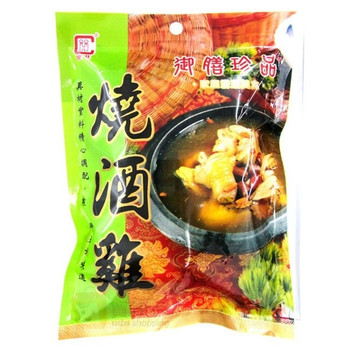 KL WINE CHK HERB SOUP100G