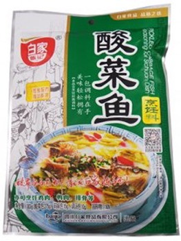 BEIJIA PICKLED CABBAGE FISH MIX 300G