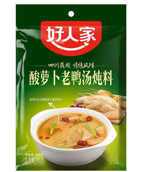 HRJ ACID TURNIP SOUP 350G