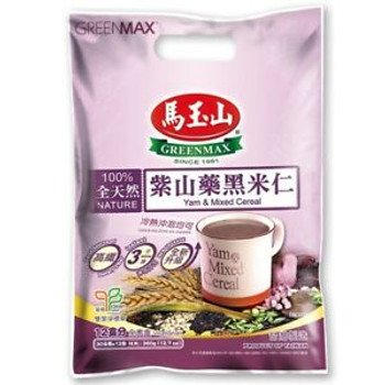 MYS YAM MIXED CEREAL POWDER 300G