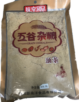 WS WHOLE GRAIN POWDER 500G