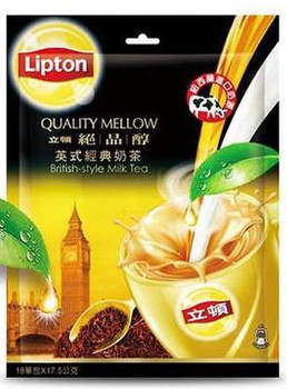 LIPTON ENGLISH MILK TEA 18 SACHET