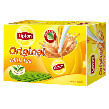 LIPTON ORIGINAL MILK TEA 10 SACHET