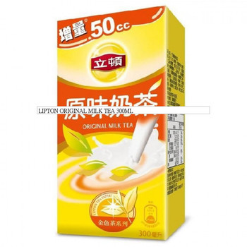 LIPTON ORIGINAL MILK TEA 300ML