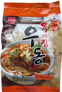 WANG UDON HOT&SPICY 432G