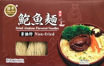 SF ABALONE FLAVOURED NOODLES 360G