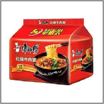 MR.KON Roasted Beef Noodle 5PK
