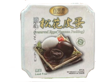 YUMMY PRESERVED EGG 220G