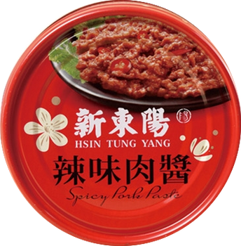 HSIN TUNG YANG HOT PORK PASTE 160G