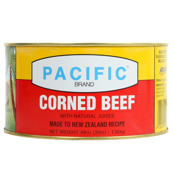 PACIFIC CORNED BEEF 1.36KG