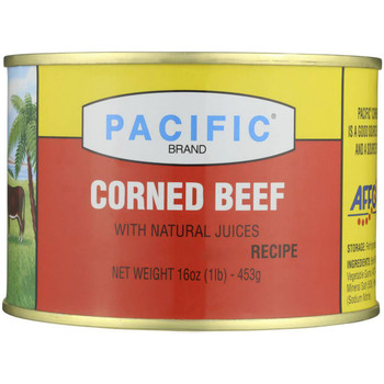 PACIFIC CORNED BEEF 453G