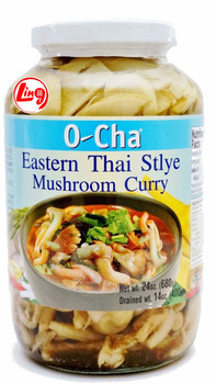 O-CHA EASTERN THAI STYLE MSHROOM CURRY 680G