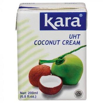KARA UHT COCONUT CREAM 200ML