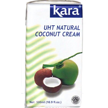 KARA UHT COCONUT CREAM 500ML