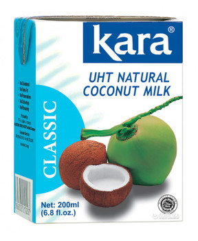 KARA UHT COCONUT MILK 200ML