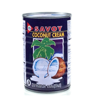SAVOY COCONUT CREAM (L) 525ML