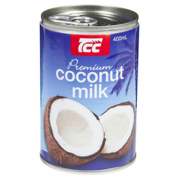 TCC COCONUT MILK 400ML