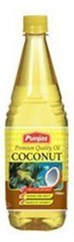 PUNJAS COCONUT OIL 750ML