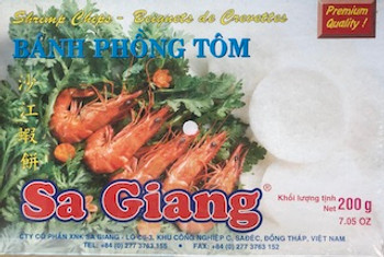 SA GIANG SHRIMP CHIPS 200G
