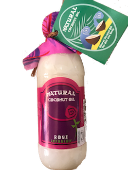 NATURAL COCONUT ROSE 300ML