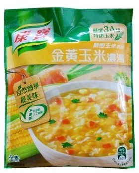 KNORR GOLDEN CORN SOUP 64G