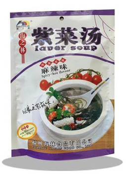 JHL SEAWEED SOUP HOT 80G