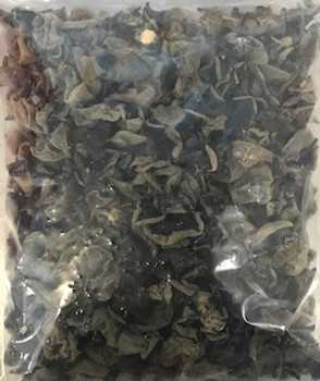 BLACK CLOUD FUNGUS WHOLE 1KG