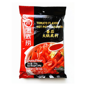 HDL HOT POT BASE TOMATO 200g