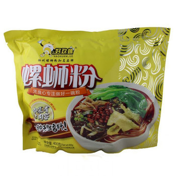HAOHUANLUO RICE NOODLE 400G