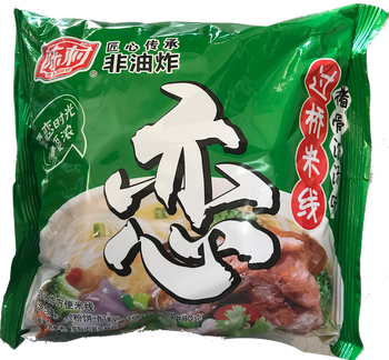 CHEN PORK RICE NOODLE 100G