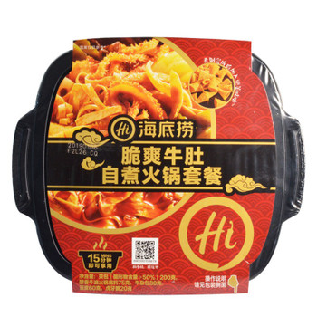 HDL BEEF TRIPE HOT POT 435G