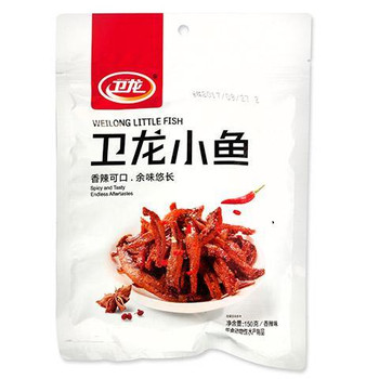 WL SPICY ANCHOVY 150G